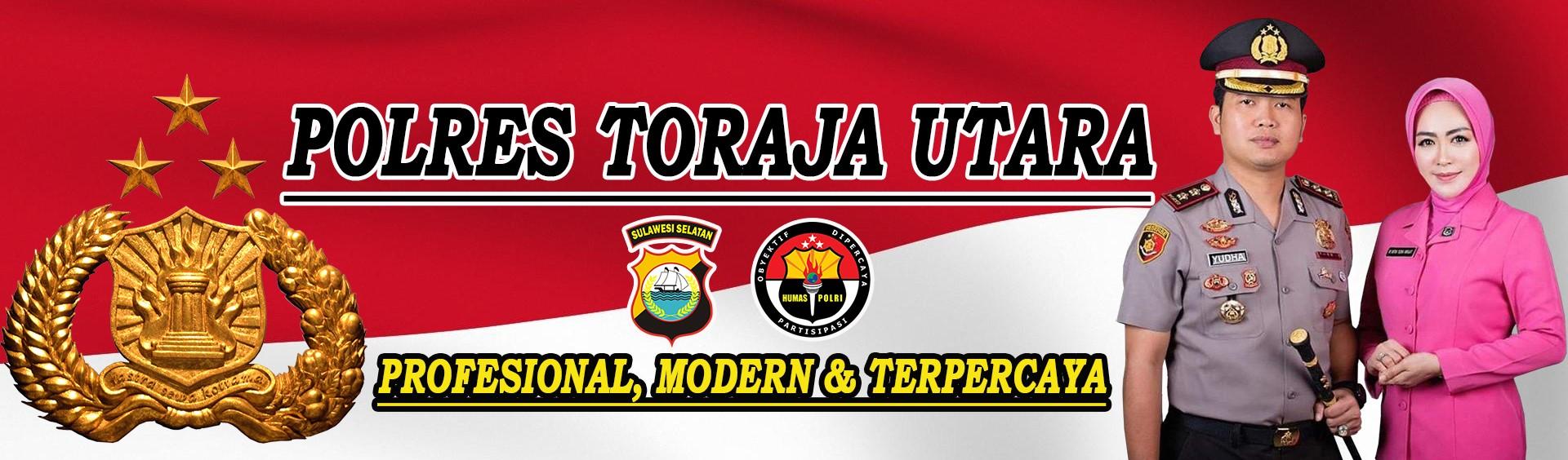 POLRES TORAJA UTARA
