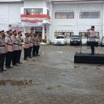 Sejumlah Jabatan di Polres Toraja Utara diserah terimakan